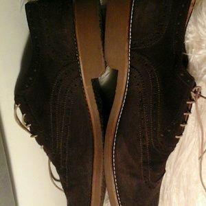 d1d51a5cf8a Saks Fifth Avenue Shoes - Saks 5th Avenue Mens Suede Shoes
